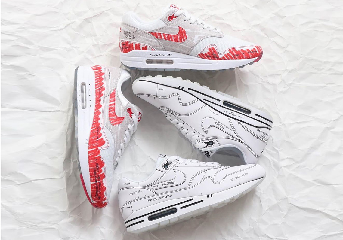Nike-Air-Max-1-Sketch-to-Shelf-White-Red-WEARESTRAP