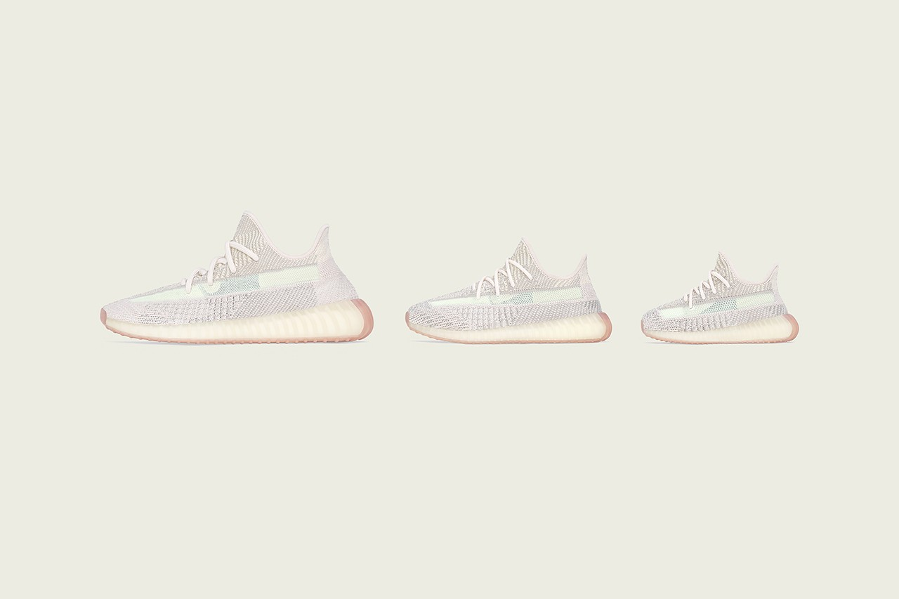 YEEZY BOOST 350 V2 CITRIN - WEARESTRAP 1