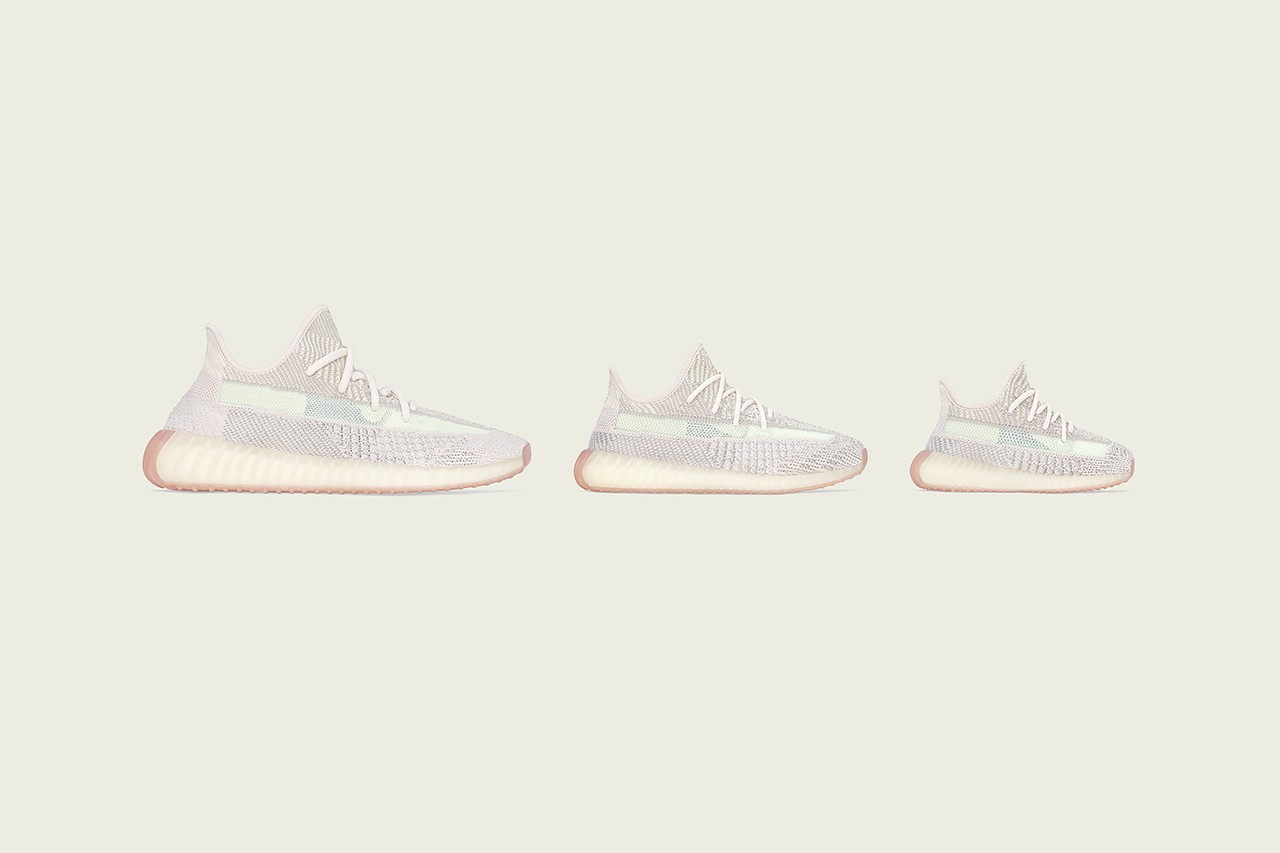YEEZY BOOST 350 V2 CITRIN - WEARESTRAP