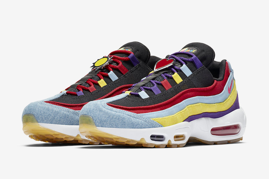 Nike-Air-Max-95-Multicolor-WEARESTRAP