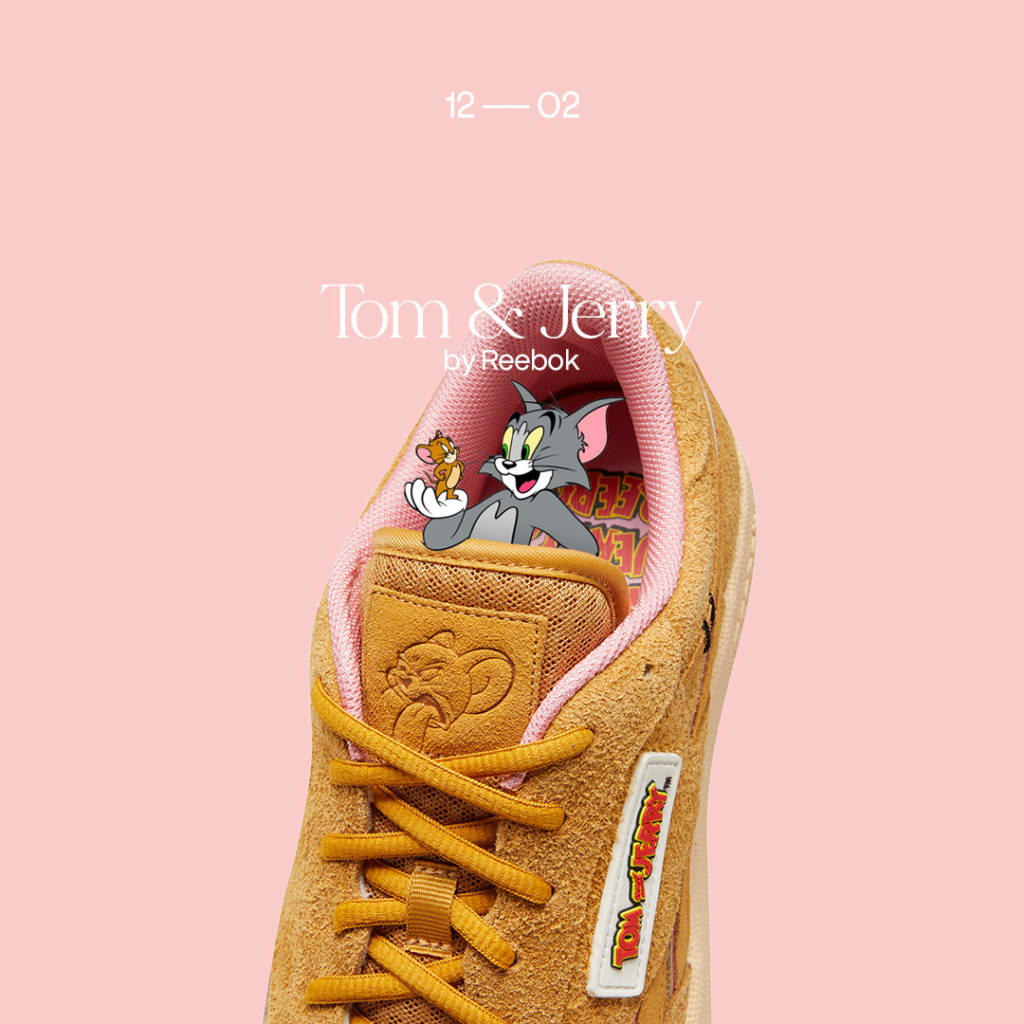 Reebok x Tom & Jerry-we-are-strap